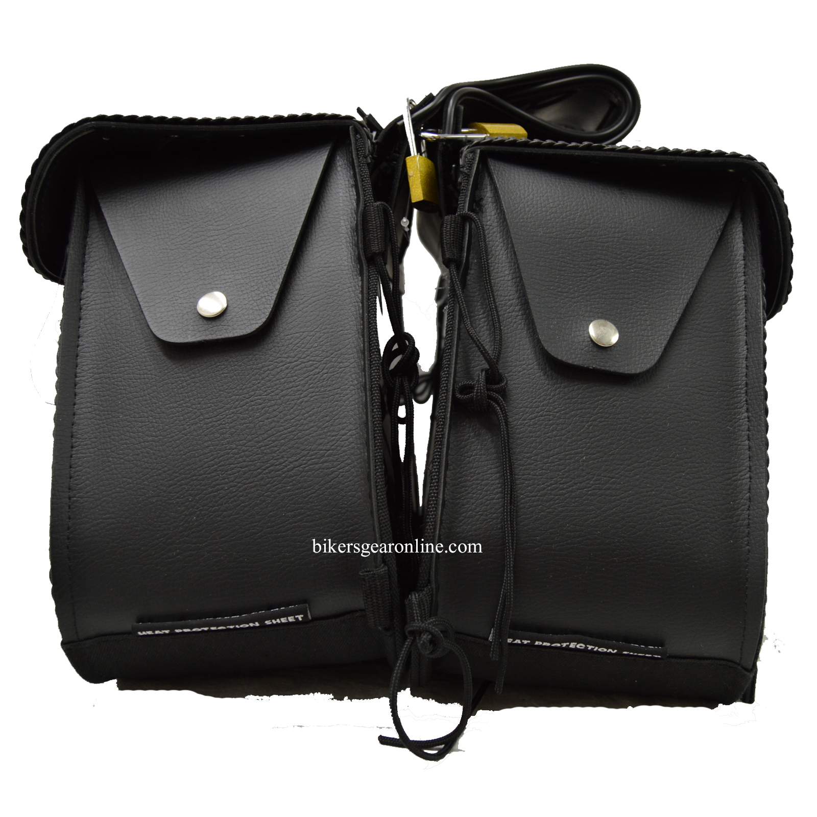 saddle bag bike