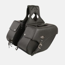 small motorcycle saddlebags