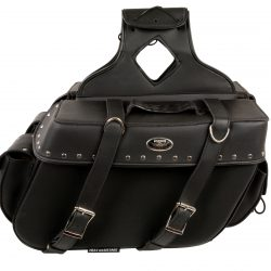 universal motorcycle saddlebags for sale