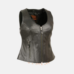 Womens Biker Leather jacket