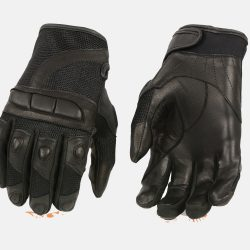 womens motorcycle gloves black