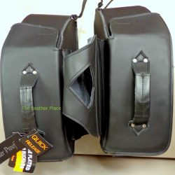 zipper saddlebags two Strap