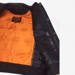 BUTTER SOFT SON OF ANARCHY STYLE LEATHER VEST