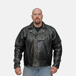 cowhide leather Jacket for sale