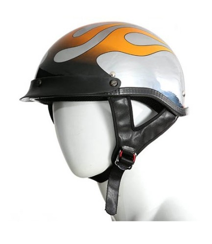 dot approved racing helmets flame
