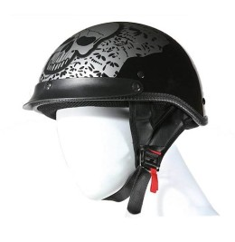 dot approved skull cap helmet