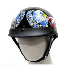 Eagle Novelty Helmets Dot Approved
