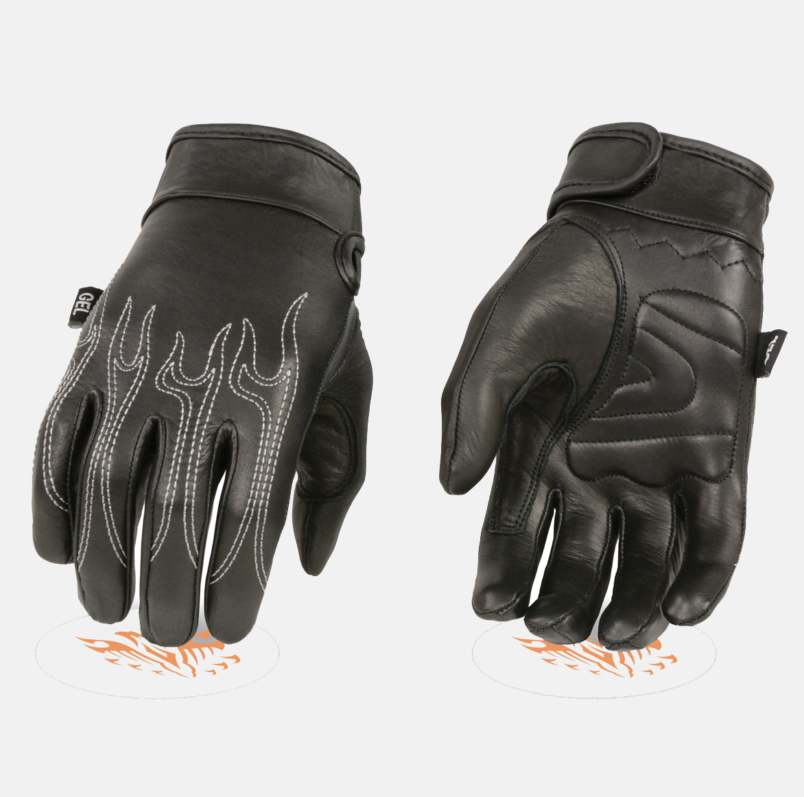 flame gloves