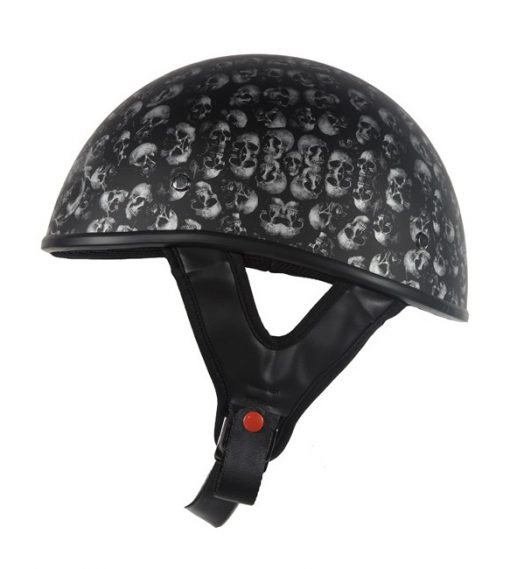 Flat Helmet dot Approved