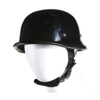 German Army Style Motorcycle Helmet