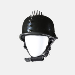 German Helmets with Spikes