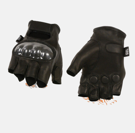 mens fingerless gloves