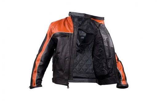 mens orange jackets