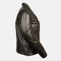 soft leather jacket womens for sale