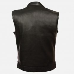 Sons of Anarchy leather Vest for men