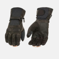 waterproof gauntlet motorcycle gloves