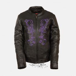 women's stylish leather jackets