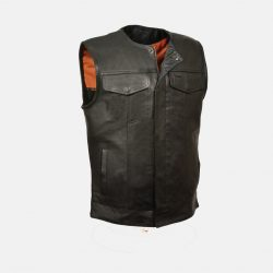 collarless leather jackets butter soft
