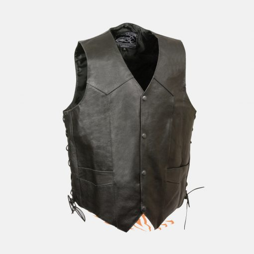 live to ride motorcycle jacket vest