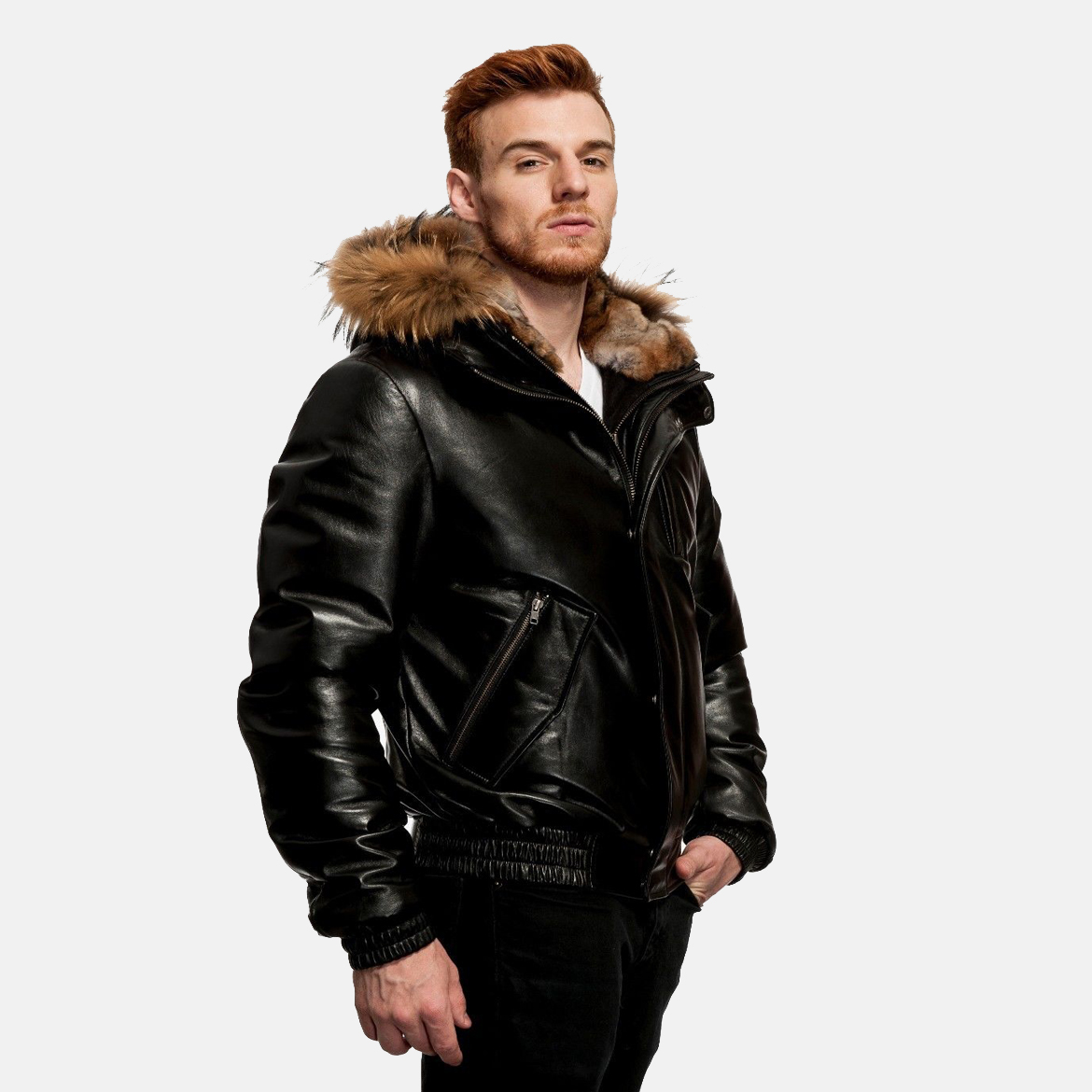 Mens Winter Coats With Fur Hoods - Tradingbasis