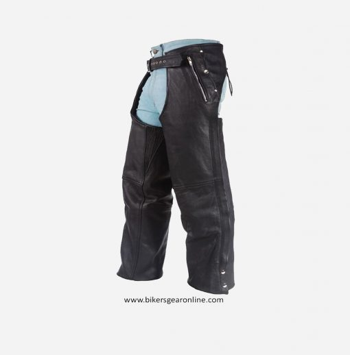 Cheap mens leather motorcycle chaps