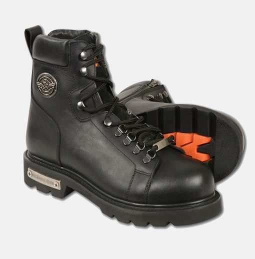 best motorcycle leather boots