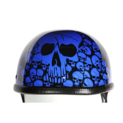 Blue Eagle Motorcycle Helmet