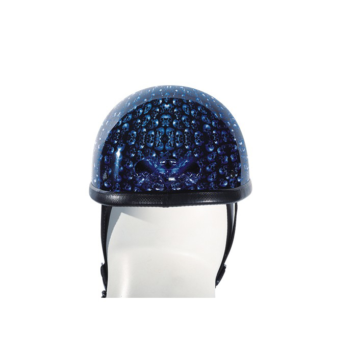 Blue Novelty Helmets