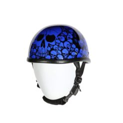 Boneyard helmets blue