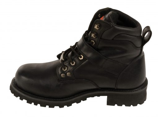 buckle motorcycle boots