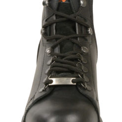 buffalo leather motorcycle boots