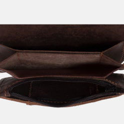 chain wallet for men with 3 pockets