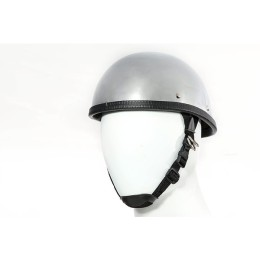 Chrome half helmet for sale