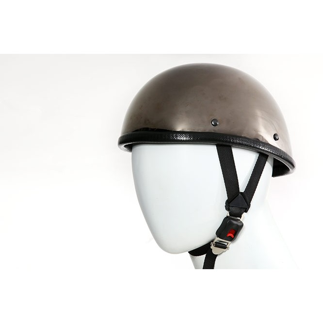 Chrome helmet for sale