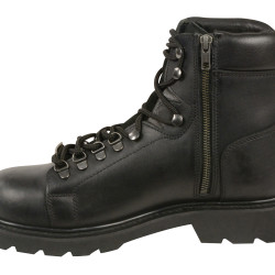 classic motorcycle leather boots