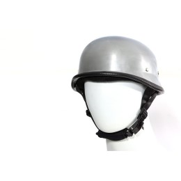 dot chrome motorcycle helmets