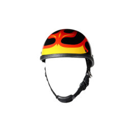 flame novelty helmet