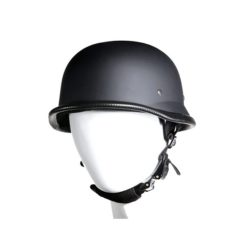 Flat motorcycle helmets for sale
