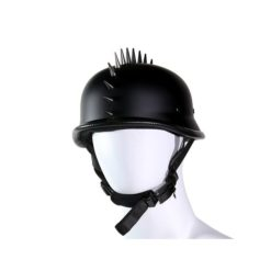 German spike helmet