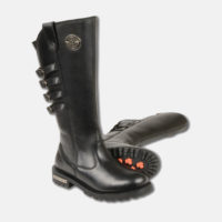 knee high motorcycle riding boots
