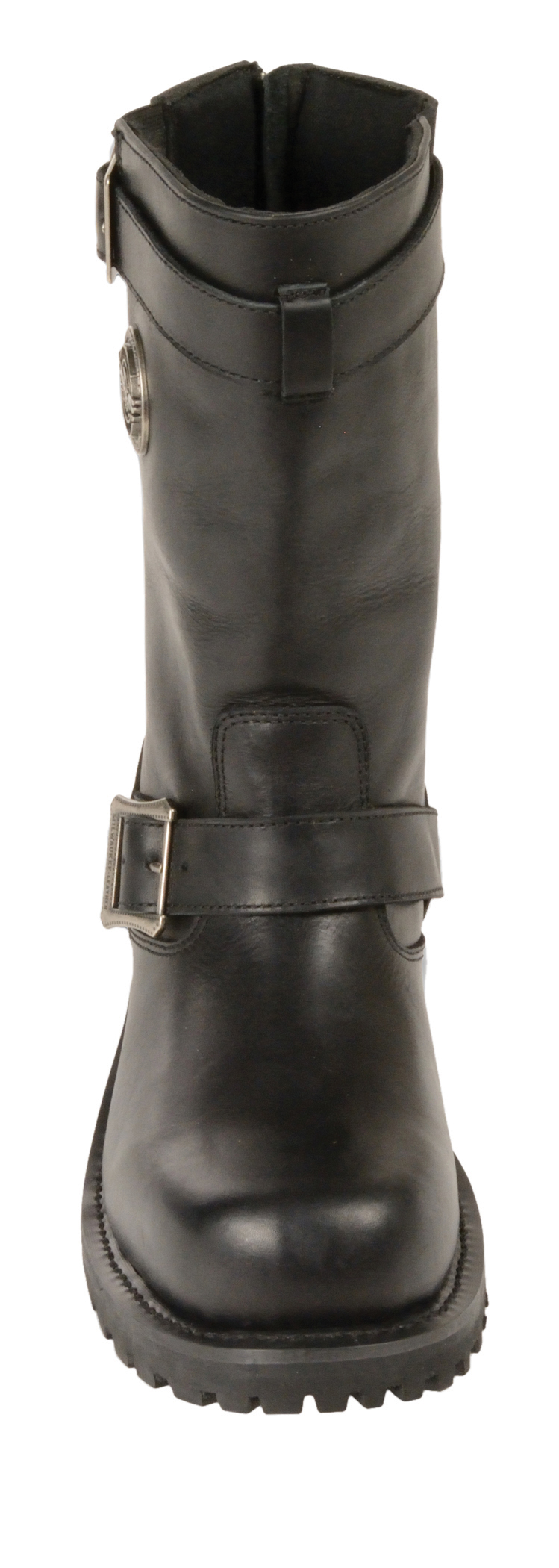 leather motorcycle boots waterproof
