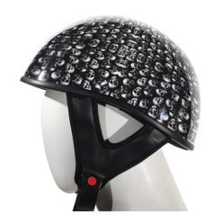 Low Profile Motorcycle Helmets DOT