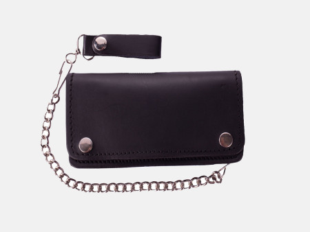 motorcycle wallets with chains