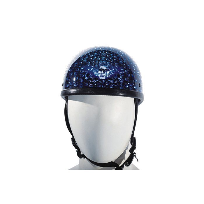 Novelty Blue helmets