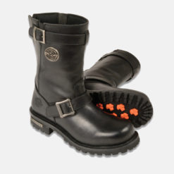 waterproof motorcycle boots leather