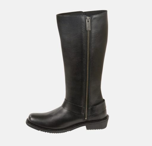 womens knee high leather boots