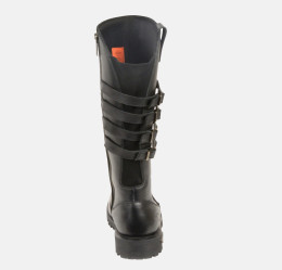 womens knee high motorcycle boots