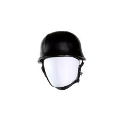 leather novelty motorcycle helmets