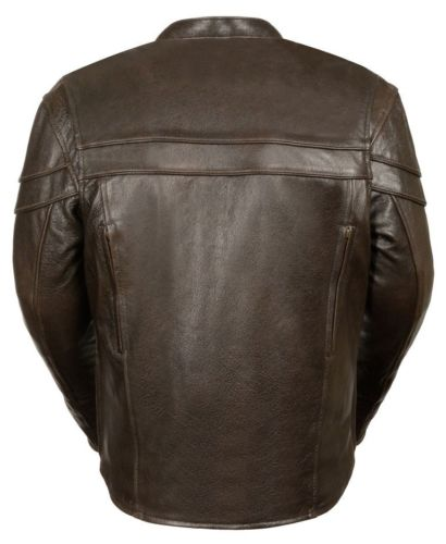 Mens Retro Leather Jackets