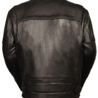 butter soft black leather jackets